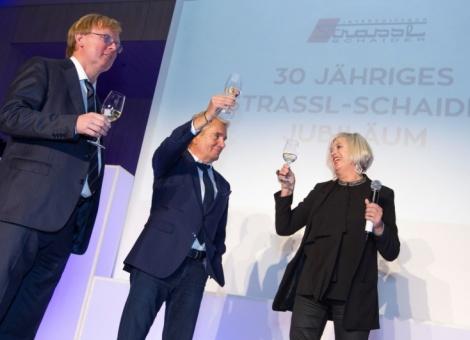 Jubiläum: 30 Jahre Intercoiffeur Strassl