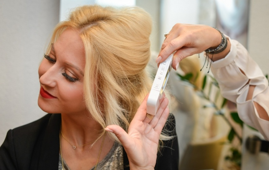Strassl Exklusiv: Neue Methode der Hair Skin Care Behandlung